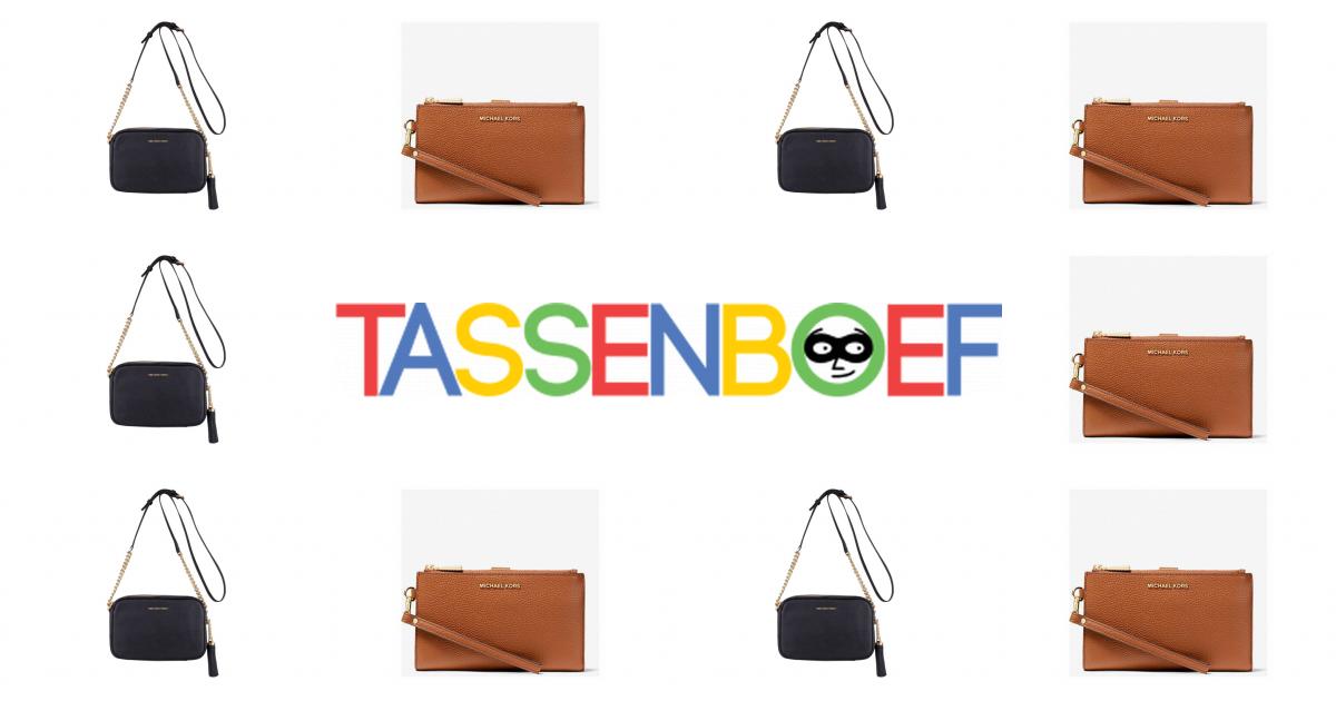 Michael Kors Jet Set tassen en portemonnees Tassenboef.nl